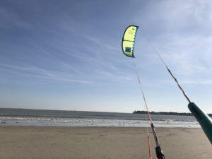 école de kitesurf Saint Brévin, Pornichet, La Baule