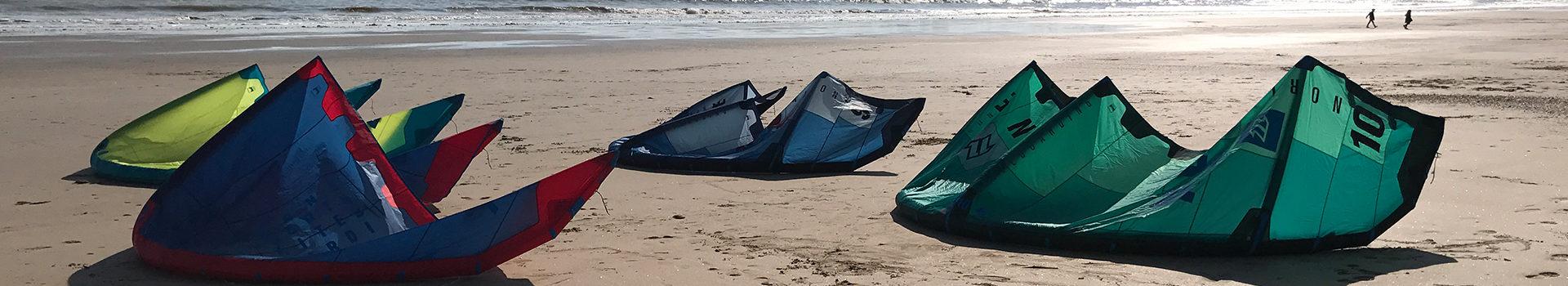 cours plage la baule école kite