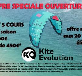 ouverture école de kitesurf Saint Brévin, Pornichet, La Baule